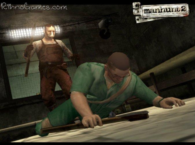 Manhunt 2 Game