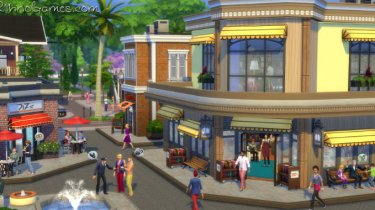 Install The Sims 4 Get to Work
