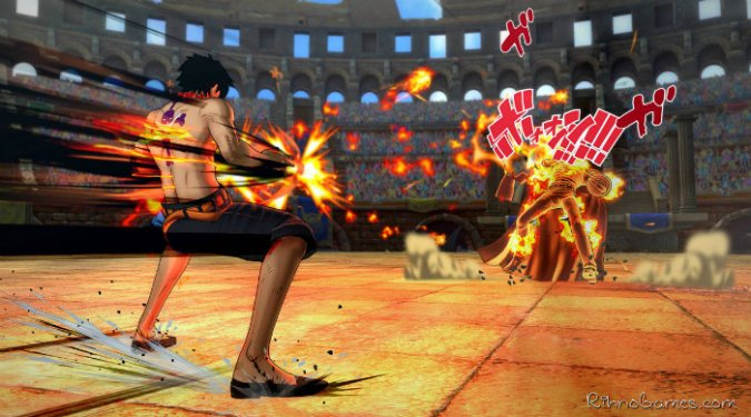 One Piece Burning Blood PC Game