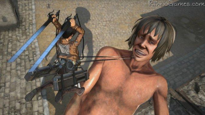 Attack on Titan Download