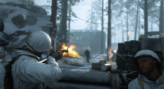 Call of Duty WWII PC Game Download