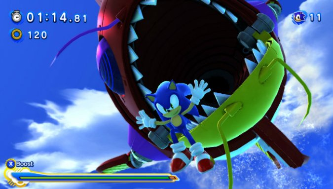 Download Sonic Generations Free