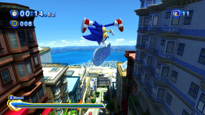 Sonic Generations Download