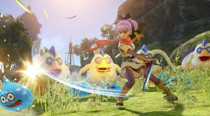 Dragon Quest Heroes II Download