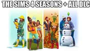 sims 4 seasons update only download