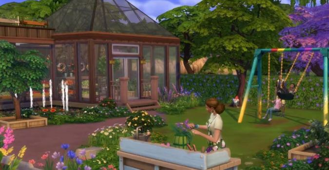 Download The Sims 4 Seasons Update v1.46.18.1020 & ALL DLC