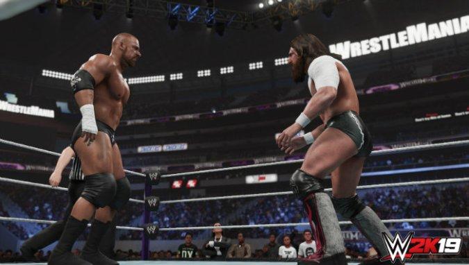WWE 2k19 Download