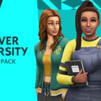 The Sims 4 Discover University Free Download (v1.62.67.1020 Update + ALL DLC Deluxe Edition)
