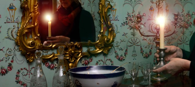 After Dark at the Museum: Shedding (Candle) Light on 18th-Century Nights at Home