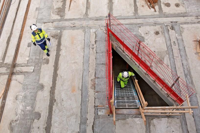 Brändikuvaus SRV:lle. Brandimages for construction company SRV.