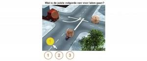 theorie examen, sleepvraag, nieuwe vraagvormen, CBR, Theorie Zwolle