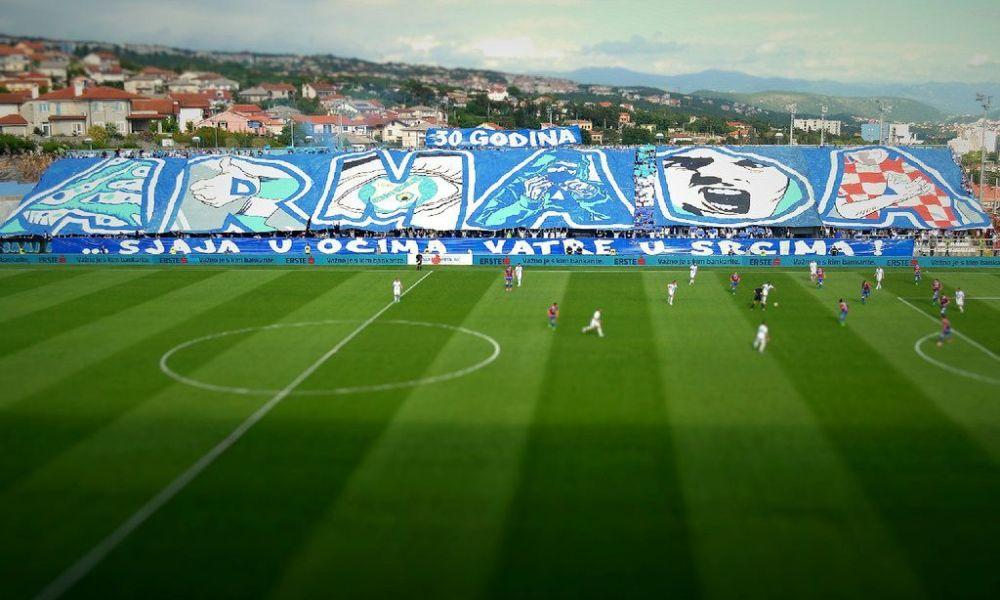 Iz HNK Rijeke zovu navijače na trening uoči Hajduka!