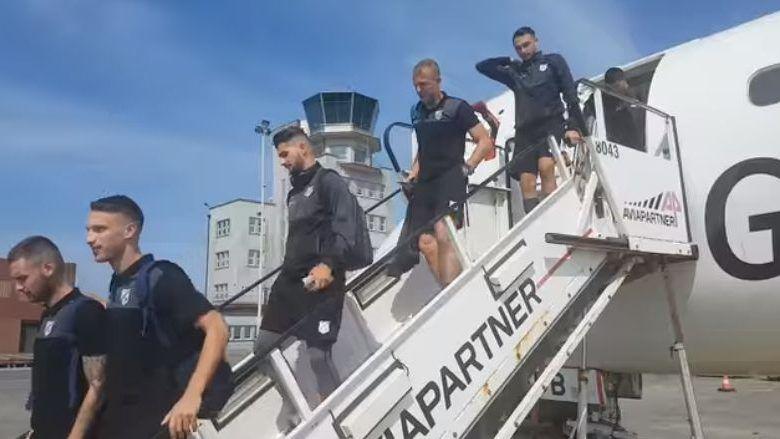 VIDEO: Evo kako su Prskalo i Čolak najavili Gent!