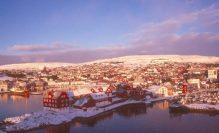 Faröer - Torshavn