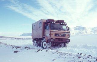 Isand Im Schnee