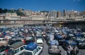 Italien Genua Hafen