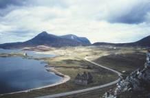 Schottland Loch Assynt