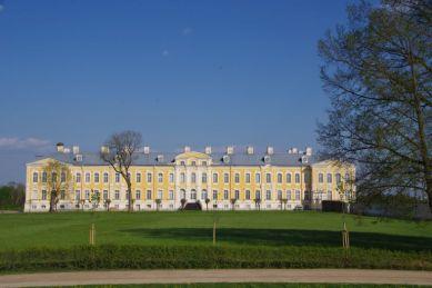 Rundales Lettland