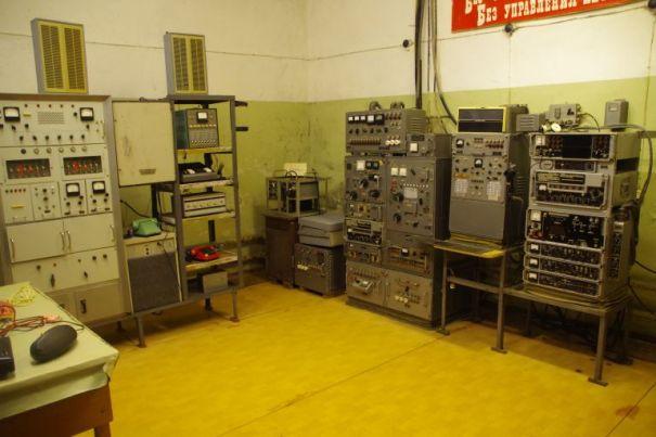 Sowjet Bunker Lettland