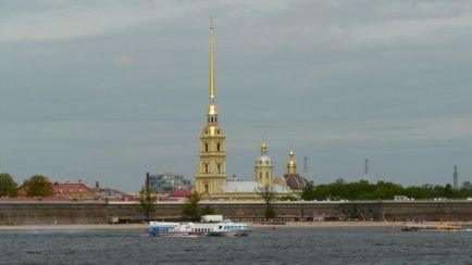 Die Wiege von Sankt Petersburg - Peter-Paul-Festung