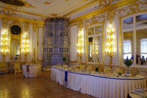 Esszimmer I des Katharinenpalastes