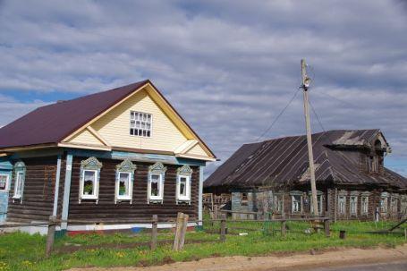 Moderne Kontra Klassik in Ogarkow