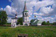 Kathedrale von Kideksha - UNESCO Weltkulturerbe aus dem 12. Jahrhundert...
