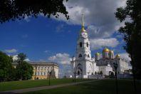 Die Mariä-Himmelfahrt-Kathedrale...