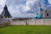 Im Kreml sind...