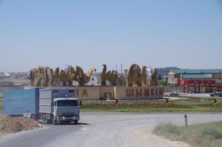 Schymkent - Kreativität ala Kasachstan