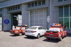Grenze Tadschikistan - 2 Fahrzeuge, 3 Personen, in 2 Monaten Slowakien-Thailand!?