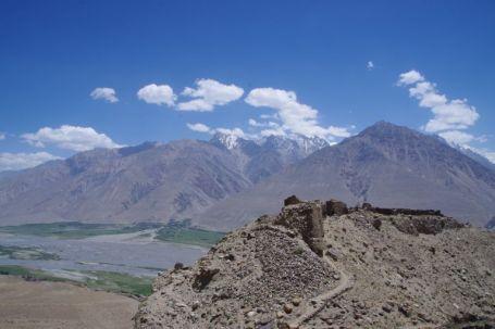 Festung Yamchun aus dem 3. Jahrhundert vor Christus...