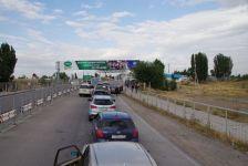 Am Grenzübergang Konday nach Kasachstan - Chaos ist vorprogrammiert