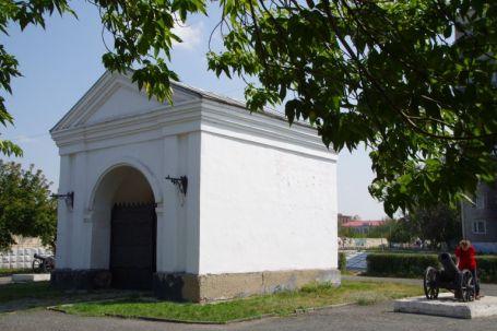 Das Jamyschevski-Tor (Stadtfestungstor von 1776)