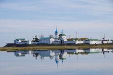 ...dem kleinen orthodoxischen Kloster