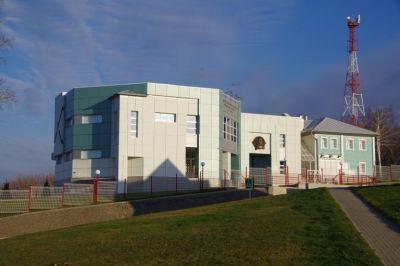 Museum des Kosmonauten Titov (Wostock 2 - 1961) in Werchneje Schilino