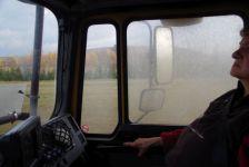 Kein Durchblick bei Regen - Straßenschmutz