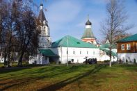...hier hatte Iwan IV von 1564 bis 1581 seine Residenz...