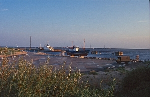 Ventspils - Südmole
