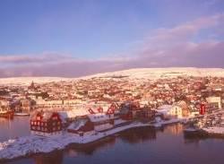 Toershavn auf den Färöer