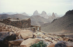 Hoggar-Gebirge