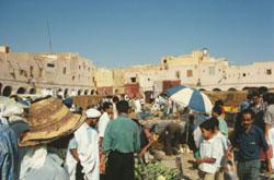 Souk in Ghardaia