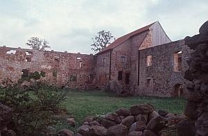 Burg in Aizpute