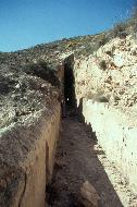 Was ist wohl am anderen Ende des Tunnels?