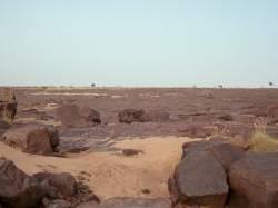Stellplatz in der Nähe des Gueltas