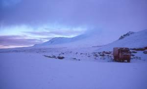 Unser Stellplatz am Snaefellsjökull..