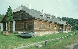 Altes Haus bei Siline