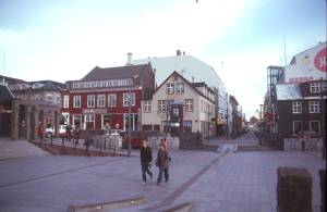 Das Zentrum in der Altstadt