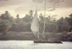 Nil-Felukke