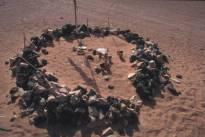 gibt es eine Gebetsstätte der Einheimischen.